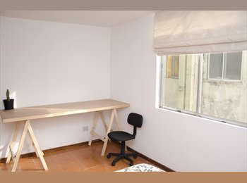 Arriendo de espacioso dormitorio en Centro de Santiago -...