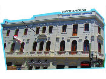 CompartoDepto CL - Hola! cuento con una habitación disponible en mi departamento  =) - Valparaíso, Valparaíso - CH$ 0 por mes
