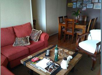 CompartoDepto CL - Comparto confortable departamento, Santiago de Chile - CH$ 0 por mes