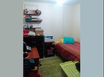 CompartoDepto CL - Se Arrienda Pieza en C° Placeres, a una cuadra de USM - Valparaíso, Valparaíso - CH$ 80.000 por mes