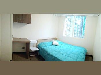CompartoDepto CL - Arriendo habitación con baño privado para chica de intercambio - Santiago Centro, Santiago de Chile - CH$ 0 por mes