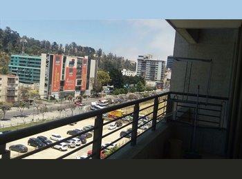 CompartoDepto CL - Lindo Depto Compartido,  Mujeres - Viña del Mar, Valparaíso - CH$ 0 por mes