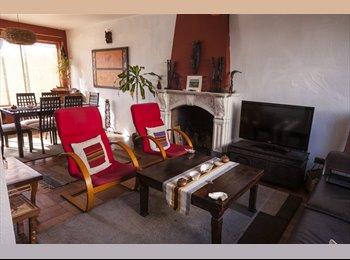 CompartoDepto CL - Casa Compartida con Patio, Cerro Alegre, Valparaíso - CH$ 0 por mes