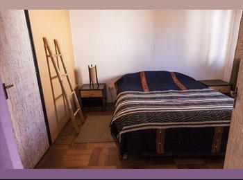 CompartoDepto CL - Casa con jardín en Cerro Alegre, Valparaíso - CH$ 0 por mes