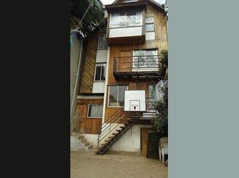 CompartoDepto CL - arriendo pieza en casa compartida, Valparaíso - CH$ 150.000 por mes