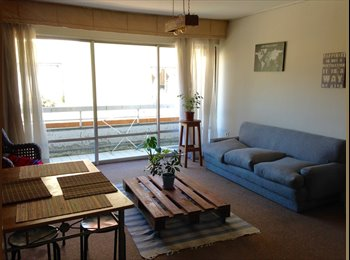 Habitaciones  disponibles en dpto a dos cuadras de Udec