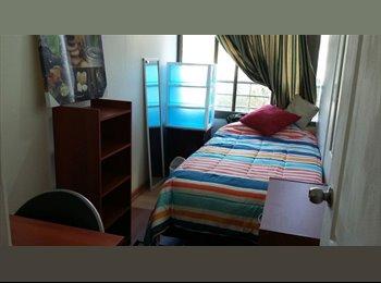 CompartoDepto CL - Habitación Excelente Viña centro, Valparaíso - CH$ 0 por mes