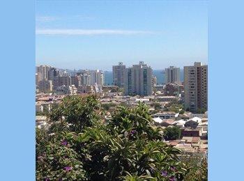 CompartoDepto CL - HABITACION EN DEPARTAMENTO PARA ESTUDIANTES, Valparaíso - CH$ 150.000 por mes
