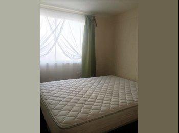 CompartoDepto CL - Habitación individual Cama Matrimonial, La Serena - CH$ 150.000 por mes