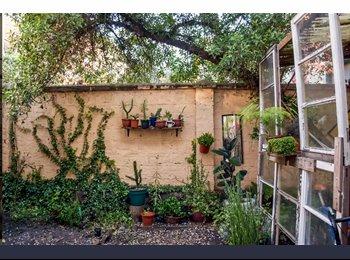 CompartoDepto CL - Habitación individual en depto con jardín, Santiago de Chile - CH$ 0 por mes