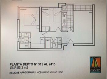 CompartoDepto CL - Departamento 2D/2B, Santiago de Chile - CH$ 0 por mes