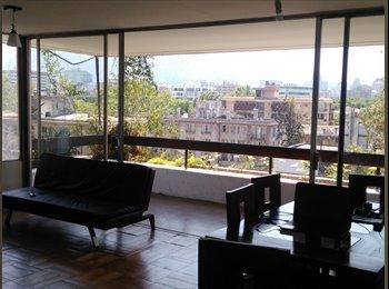 CompartoDepto CL - Habitaciones Disponibles, Providencia - CH$ 0 por mes