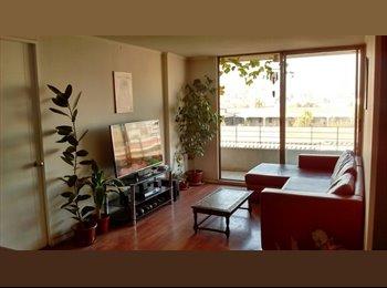 Habitacion para una persona estudiante o profesional