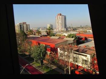 CompartoDepto CL - Room in Nataniel Cox, Av Matta, Parque OHiggins , Santiago - CH$ 0 por mes