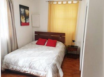 CompartoDepto CL - Habitaciones para estudiantes, Valparaíso - CH$ 130.000 por mes
