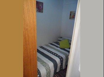 Mini departamento, habitación individual, se comparte solo...