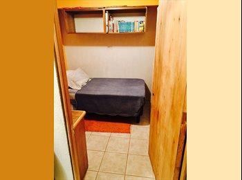 Arriendo Pieza en Condominio Privado (Estudiante) Quilicura