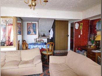 CompartoDepto CL - Casa 2 habitaciones, linda vista, excelente locomocion, solida.  , Viña del Mar - CH$ 230.000 por mes