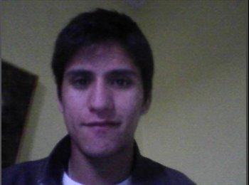 CompartoDepto CL - Franco - 23 - Santiago de Chile