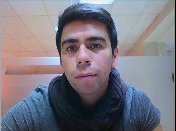 CompartoDepto CL - jose - 24 - Santiago de Chile