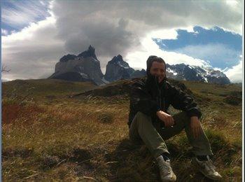 CompartoDepto CL - Adrian González - 31 - Santiago de Chile