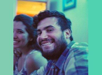 CompartoDepto CL - Gabriel - 22 - Santiago de Chile