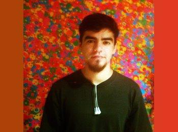 Josue - 25 - Estudiante