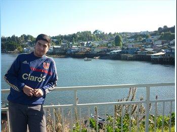 Gonzalo - 18 - Estudiante