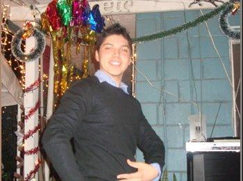 Fabian - 22 - Estudiante