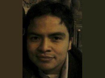 CompartoDepto CL - Cristhian - 28 - Santiago de Chile