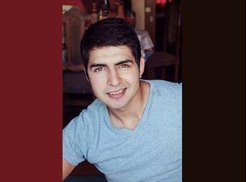 Pablo  - 24 - Estudiante