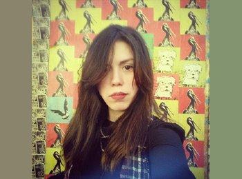 CompartoDepto CL - Liliana   - 26 - Santiago de Chile
