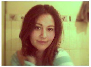 Fernanda  - 22 - Estudiante
