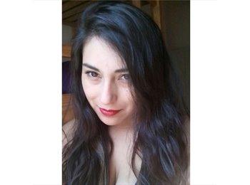 CompartoDepto CL - Camila - 25 - Santiago de Chile