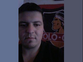 Claudio salazar - 30