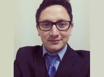 Diego  - 25 - Estudiante