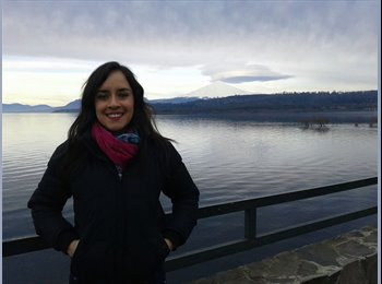 Daniela Pérez - 28 - Estudiante