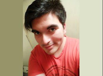 Gustavo - 20 - Estudiante