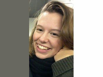 CompartoDepto CL - Amanda Blohm Engström - 21 - Valparaíso