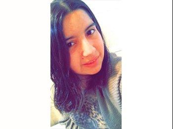 Arantxa González  - 18 - Estudiante