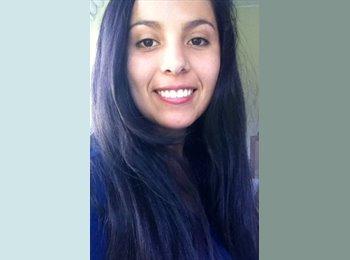 Jeanette reyes - 21 - Estudiante