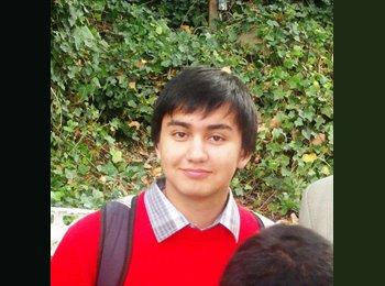 Mauricio Cáceres - 20 - Estudiante