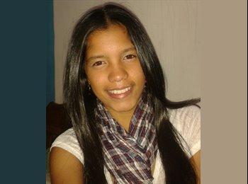 Thaiguiry Martinez - 21 - Estudiante