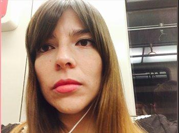 CompartoDepto CL - Deborah Santibañez - 32 - Santiago de Chile