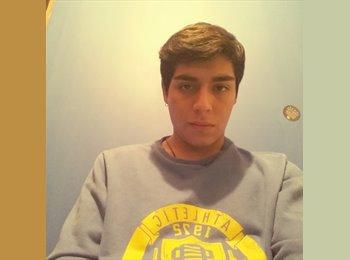 Felipe Maack - 18 - Estudiante