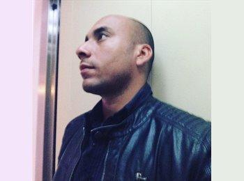 CompartoDepto CL - Danny Sanclemente  - 33 - Santiago de Chile