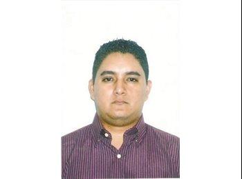CompartoDepto CL - carlos  - 30 - Talca
