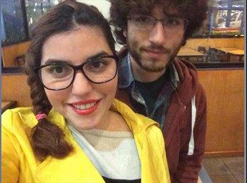 Francisca Moraga - 20 - Estudiante