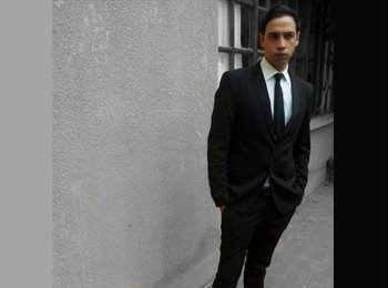 CompartoDepto CL - Rodrigo Jorge - 29 - Santiago de Chile