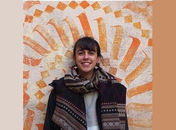 CompartoDepto CL - Anne Claire - 24 - Chile